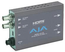 Aja SD-SDI to HDMI Video and Audio Converter