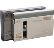 Maxell DVPRO 186 Minute Video Tape