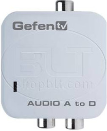 Gefen TV Analog to Digital Audio Adapter