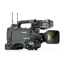 Panasonic P2 Series HD Camcorder