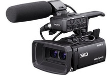 Sony NXCAM 3D Compact Camcorder