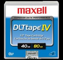 Maxell DLT IV Tape Cartridge 35/70GB