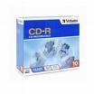 Verbatim CD-R 52X 80 Minute Discs 10 per Pack