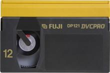 Fuji DVCPRO 66 Minute Medium Shell Blank Video Tape