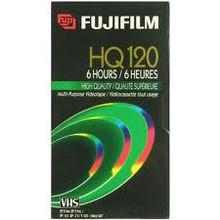 Fuji T-120 Standard VHS