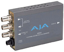 Aja 4-Channel Bi-Directional Audio A/D & D/A Converter