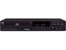 JVC Blu-ray Disc and HDD Recorder
