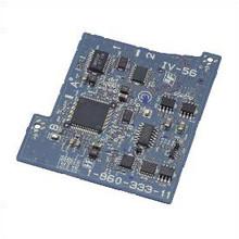 Sony Plug-in Analog Option Board