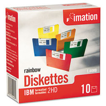 Imation Color Diskettes