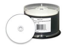 Microboards DVD+R Dual-Layer Discs, 50 per Spindle