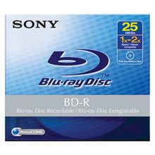 Sony 25GB Recordable Blu-Ray Disc