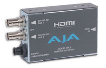 Aja HDMI to SDI/HD-SDI Video and Audio Converter