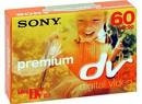 Sony 60 Minute Mini DV Professional Quality Video Tape