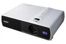 Sony 3000 Lumen 3 LCD Mobile Presentation Projector