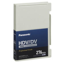 Panasonic 276 Minute Digital AV Master Tape