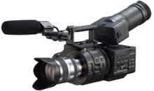 Sony Super 35 Camcorder with 18-200mm Lens