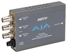 Aja Video and Audio Converter