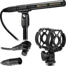 Audio-Technica Short Condenser Shotgun Microphone