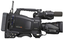 "Sony XDCAM EX 2/3""-type Shoulder-mount Camcorder w/o Lens"