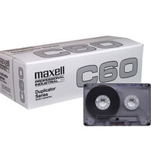 Maxell Duplicator Audio Tape 60 Minutes