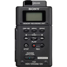 Sony Memory Recording Unit