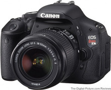 Canon EOS Rebel Digital SLR Camera