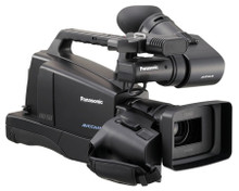 Panasonic Professional AVCCAM HD Shoulder-mount Camcorder