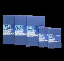 Maxell Digital Betacam 6 Minute Blank Video Tape