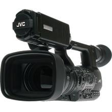 JVC GY-HM650 ProHD AVCHD  long (23x) wide angle lens mobile news Camera