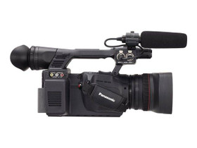 Panasonic AVCCAM AG-AC160 FullHD 1080p - AVCHD Camcorder