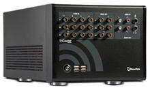 Newtek  24 - 10 external 6 internal Switcher Channels  8 M/E buses TriCaster 8000