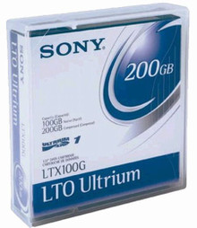 Sony LTO-1 Ultrium Data Tape