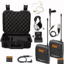 Sennheiser,EW112PG3-A,UHF diversity receiver,SK100 G3 bodypack transmitter,EK100 G3 receiver,portable Microphone System