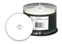 Microboards Blu-ray Discs, 50 per Spindle