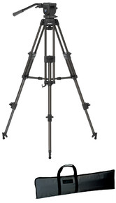 Libec Tripod System with Head, Brace and Carrying Case