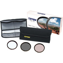 Tiffen 77mm Video Essentials DV Kit 3