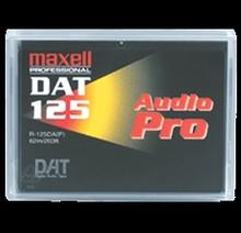 Maxell Digital Audio Tape 65 Minutes