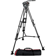 Manfotto Tripod Kit with Head and Carrying Bag