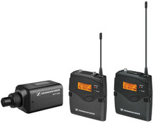 Sennheiser Transmitter and Receiver Combo Kit