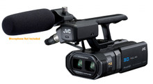 JVC ProHD 3D/2D Camcorder