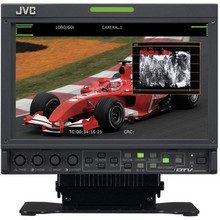 "JVC 9"" Broadcast Studio Monitor"