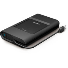 Sony 1TB PSZ-HC Series Rugged USB 3.0 External Hard Drive