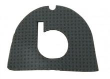 Semi-Circular Noise Reduction Pad