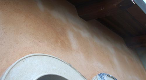 Efflorescence In Colored Concrete And Stucco
