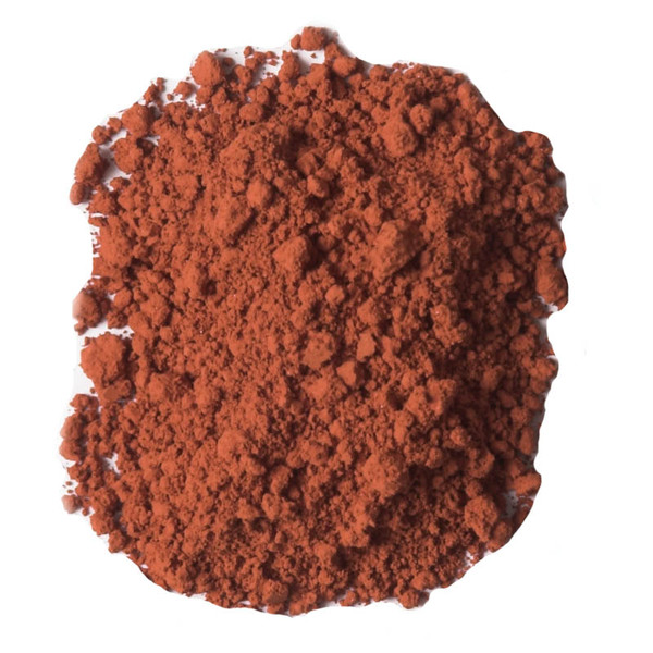 Red Ocher Pigment Powder