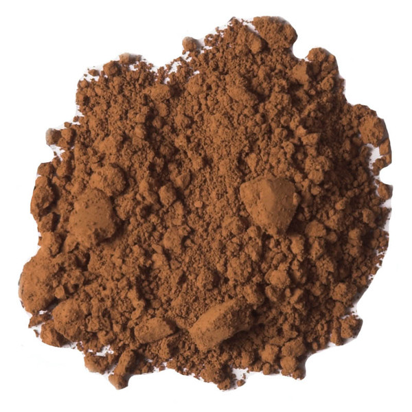 Earthy Ochre Paint Color: Natural Brown Pigment Powder - Earth