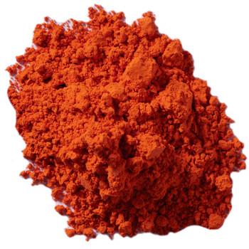 Ercolano Orange Pigment Orange Powder Pigment
