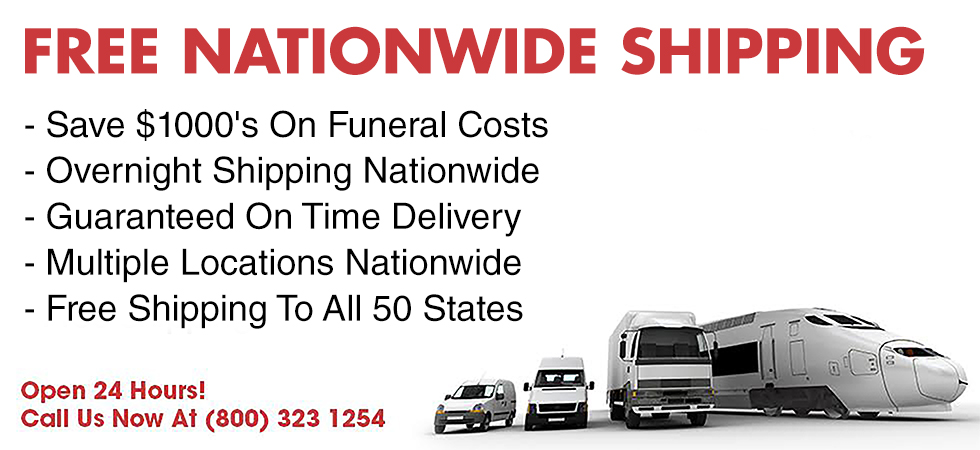 Funeral Caskets For Sale | Discount Prices On Burial Funeral