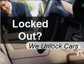 locked out of car