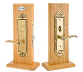 Emtek Regency Mortise Style Entrance Lockset